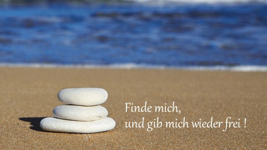 Finde deinen Stein